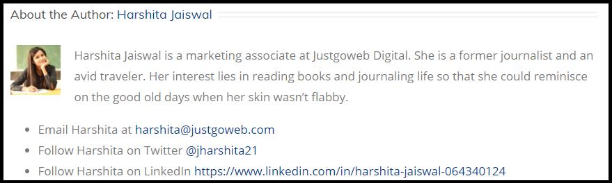 best-author-bio