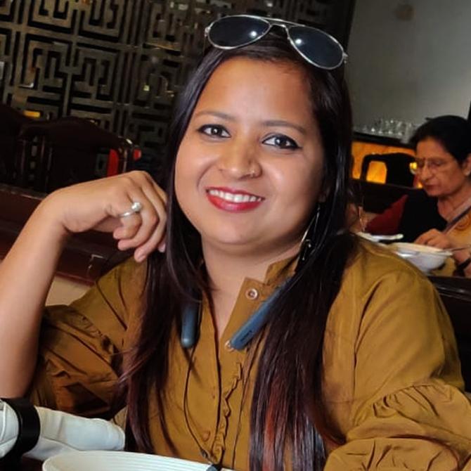 Rakhi Dhingiya